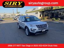 2016_Ford_Explorer_Limited_ San Diego CA