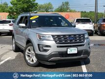 2016 Ford Explorer Limited South Burlington VT