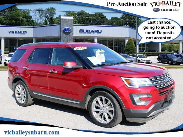 2016 Ford Explorer Limited Spartanburg SC