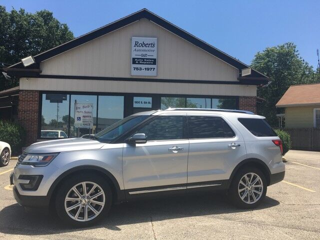 2016 Ford Explorer Limited Springfield IL