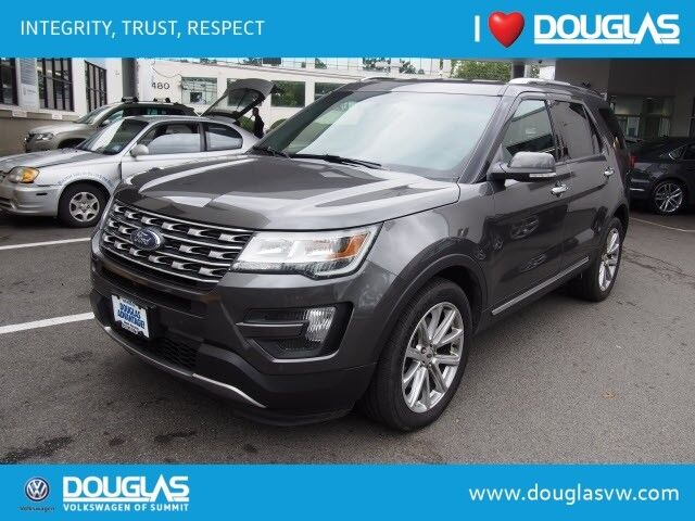 2016 Ford Explorer Limited Summit NJ