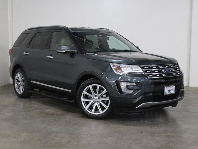 2016 Ford Explorer Limited Van Nuys CA