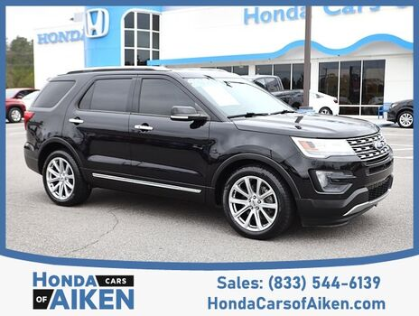 2016_Ford_Explorer_Limited_ Aiken SC