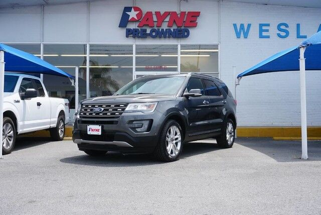 2016 Ford Explorer Limited Weslaco TX