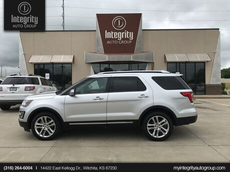 2016 Ford Explorer Limited Wichita KS