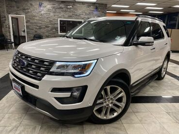 2016_Ford_Explorer_Limited_ Worcester MA