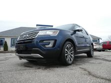 Ford Explorer Platinum- 4X4- LOADED- NAV- REMOTE START- BACKUP CAM 2016