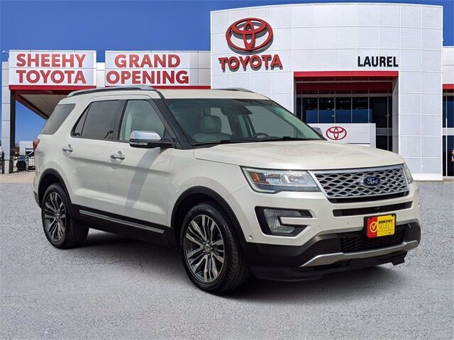 2016 Ford Explorer Platinum Laurel MD