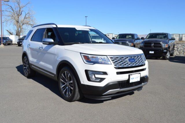 2016 Ford Explorer Platinum Grand Junction CO