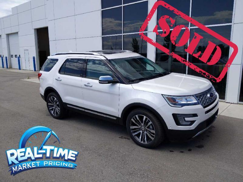 2016_Ford_Explorer_Platinum_ High River AB