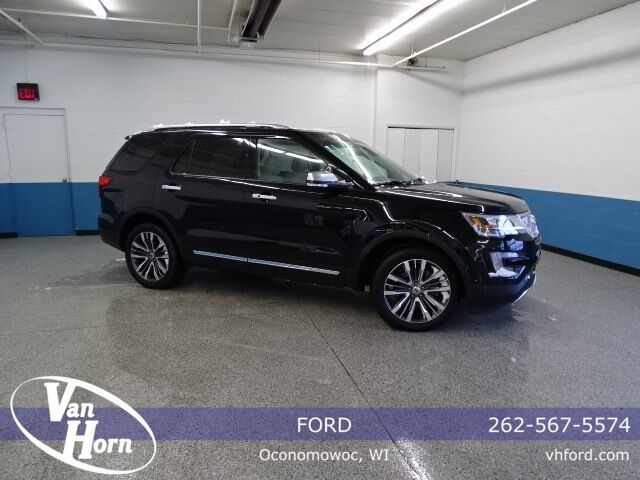 2016 Ford Explorer Platinum Plymouth WI