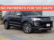 2016 Ford Explorer Platinum San Antonio TX