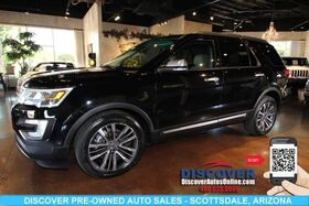 2016_Ford_Explorer_Platinum_ Scottsdale AZ