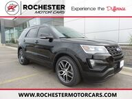 2016 Ford Explorer Sport 2nd Row Buckets Rochester MN