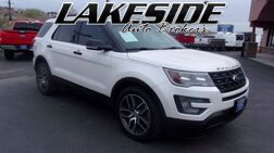 2016_Ford_Explorer_Sport 4WD_ Colorado Springs CO