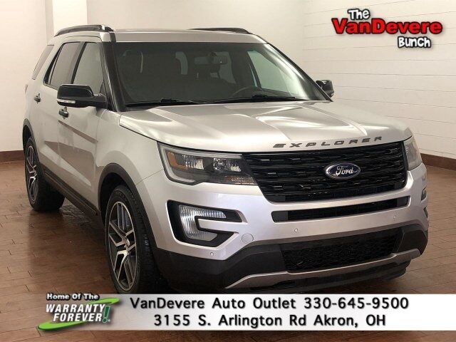 2016 Ford Explorer Sport Akron OH