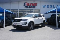 2016_Ford_Explorer_Sport_ Brownsville TX