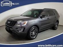 2016_Ford_Explorer_Sport_ Cary NC