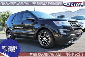 2016_Ford_Explorer_Sport_ Chantilly VA
