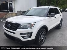 2016_Ford_Explorer_Sport_ Covington VA