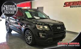 2016_Ford_Explorer_Sport_ Decatur AL