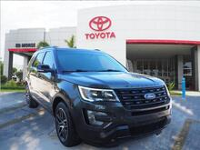 2016_Ford_Explorer_Sport_ Delray Beach FL