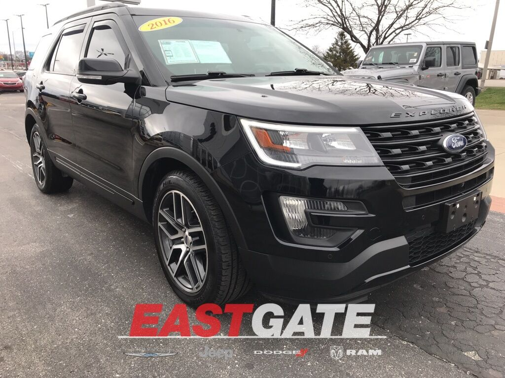 2016 Ford Explorer Sport Indianapolis IN