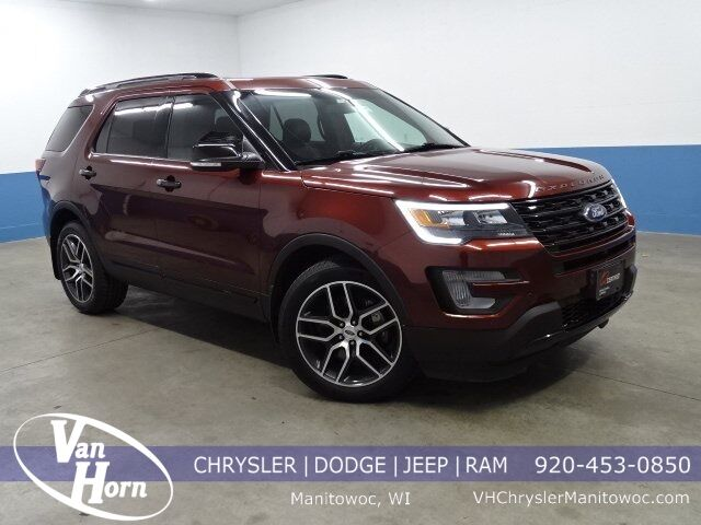 2016 Ford Explorer Sport Manitowoc WI
