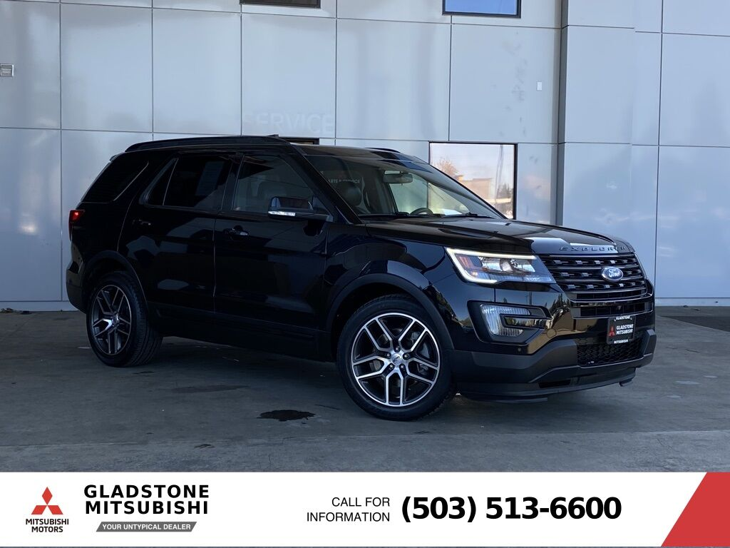 2016 Ford Explorer Sport Milwaukie OR