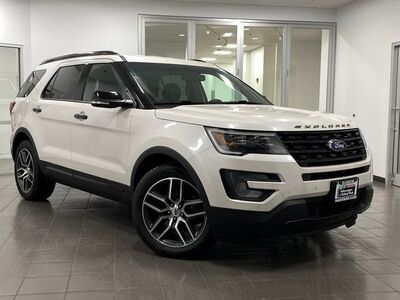 2016_Ford_Explorer_Sport_ Orland Park IL