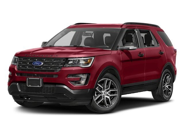 2016 Ford Explorer Sport Oroville CA