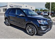 2016_Ford_Explorer_Sport_ Pampa TX