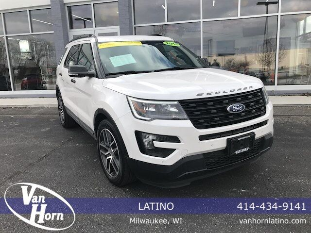 2016 Ford Explorer Sport Plymouth WI