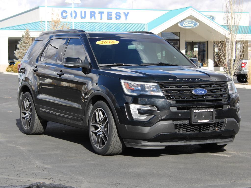 2016 Ford Explorer Sport Pocatello ID