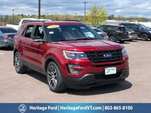 2016 Ford Explorer Sport South Burlington VT