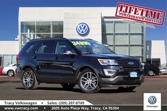 2016_Ford_Explorer_Sport_ Tracy CA