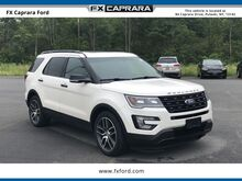 2016_Ford_Explorer_Sport_ Watertown NY