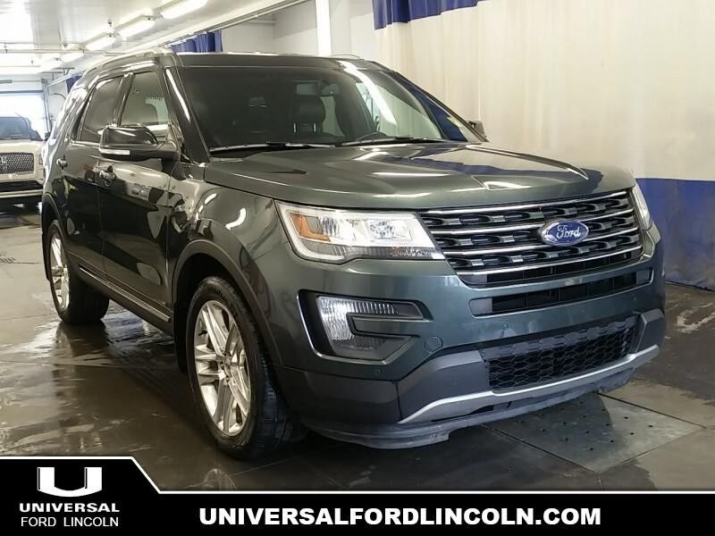 2016 Ford Explorer XLT  - Certified Calgary AB