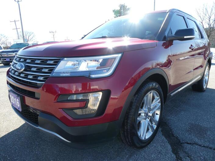 2016 Ford Explorer XLT | Heated Seats | Navigation | Remote Start Essex ON