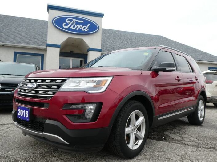 2016 Ford Explorer XLT- NAVIGATION- SYNC- HEATED SEATS Essex ON
