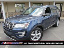 2016_Ford_Explorer_XLT 4WD_ Fredricksburg VA