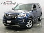 2016 Ford Explorer XLT 4wd / 3.5L V6 Engine / Push Start / Bluetooth / Rear View Camera