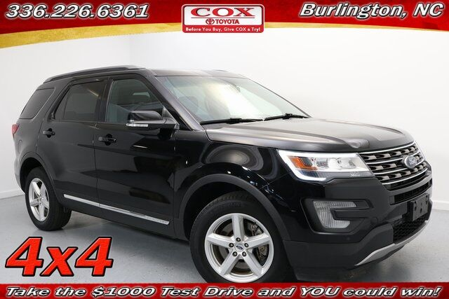 2016 Ford Explorer XLT Burlington NC