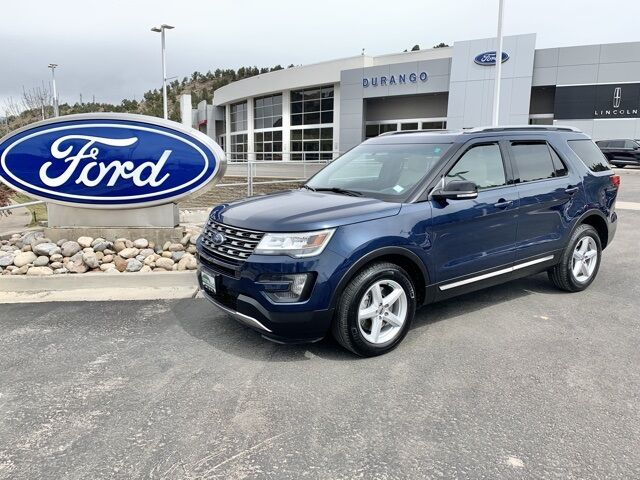 2016 Ford Explorer XLT Durango CO