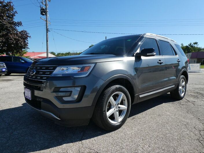2016 Ford Explorer XLT Essex ON