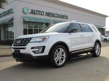 2016_Ford_Explorer_XLT FWD 3.5L 6CYL AUTOMATIC, SUNROOF, NAVIGATION, LEATHER INTERIOR, BACK-UP CAMERA, HEATED FRONT STS_ Plano TX