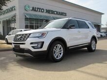 2016_Ford_Explorer_XLT FWD 3.5L 6CYL AUTOMATIC, SUNROOF, NAVIGATION,  LEATHER INTERIOR, BACK-UP CAMERA_ Plano TX