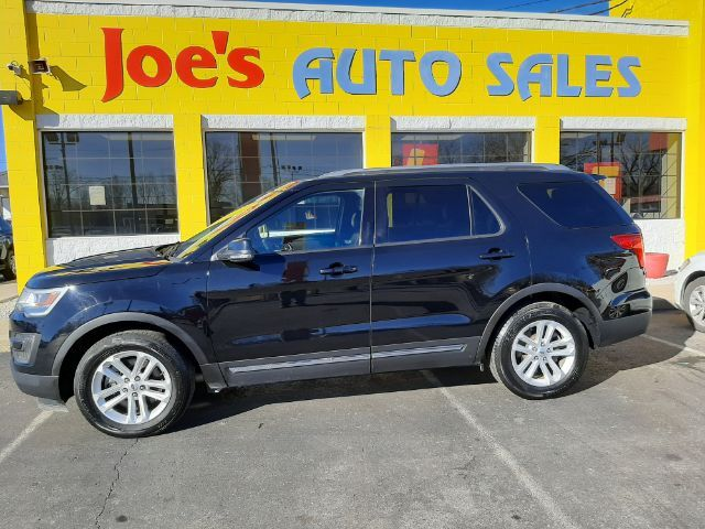 2016 Ford Explorer XLT FWD Indianapolis IN