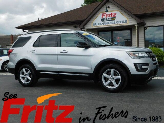 2016 Ford Explorer XLT Fishers IN