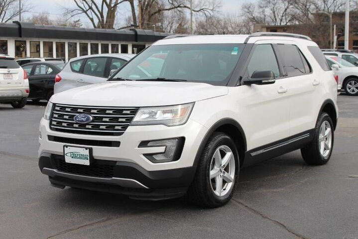 2016 Ford Explorer XLT Fort Wayne Auburn and Kendallville IN